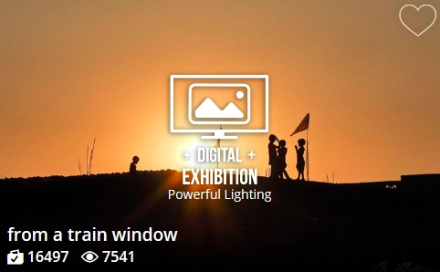 exhibited photo by Myriam Leforestier in the Powerful Lighting Gurushots exhibition in Berflin Germany on 17 to 19 april 2020