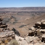 Namibia: don't miss the largest canyon in Africa, the impressive Fish River Canyon 2