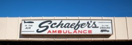 Schaefer's Ambulance