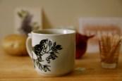 Bird Tea Cup
