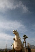 Dinosaurs on CA I-10
