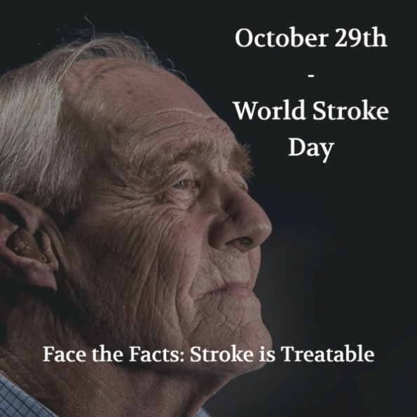 October 29th - World Stroke Day