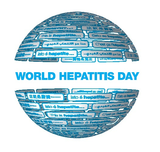 World Hepatitis Day - Credits To http://www.worldhepatitisday.org/en