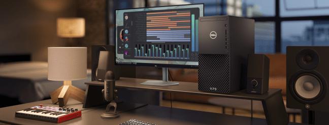 Модернизированные настольные компьютеры и мониторы Dell XPS мощные и стильные — Geek Review