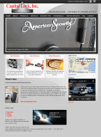 Capital Lock Website