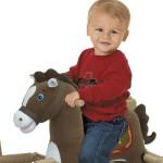 Tahoe Grow-with-Me Pony is a soft, huggable plush pony.