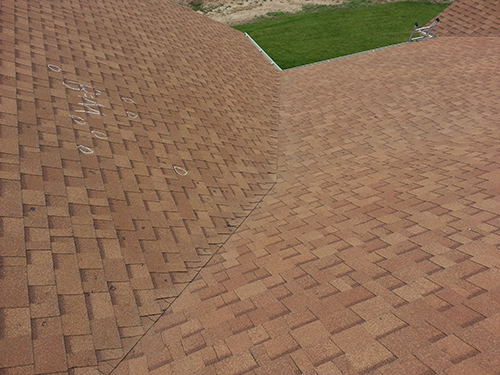 Hail Claim Assistance - Roof Hail Damage