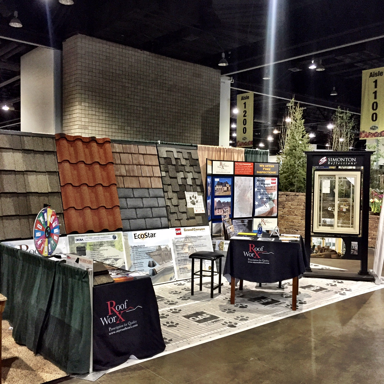 Denver Roofing Company At Colorado Home Show 2015