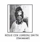 Rosie Cox Green Smith