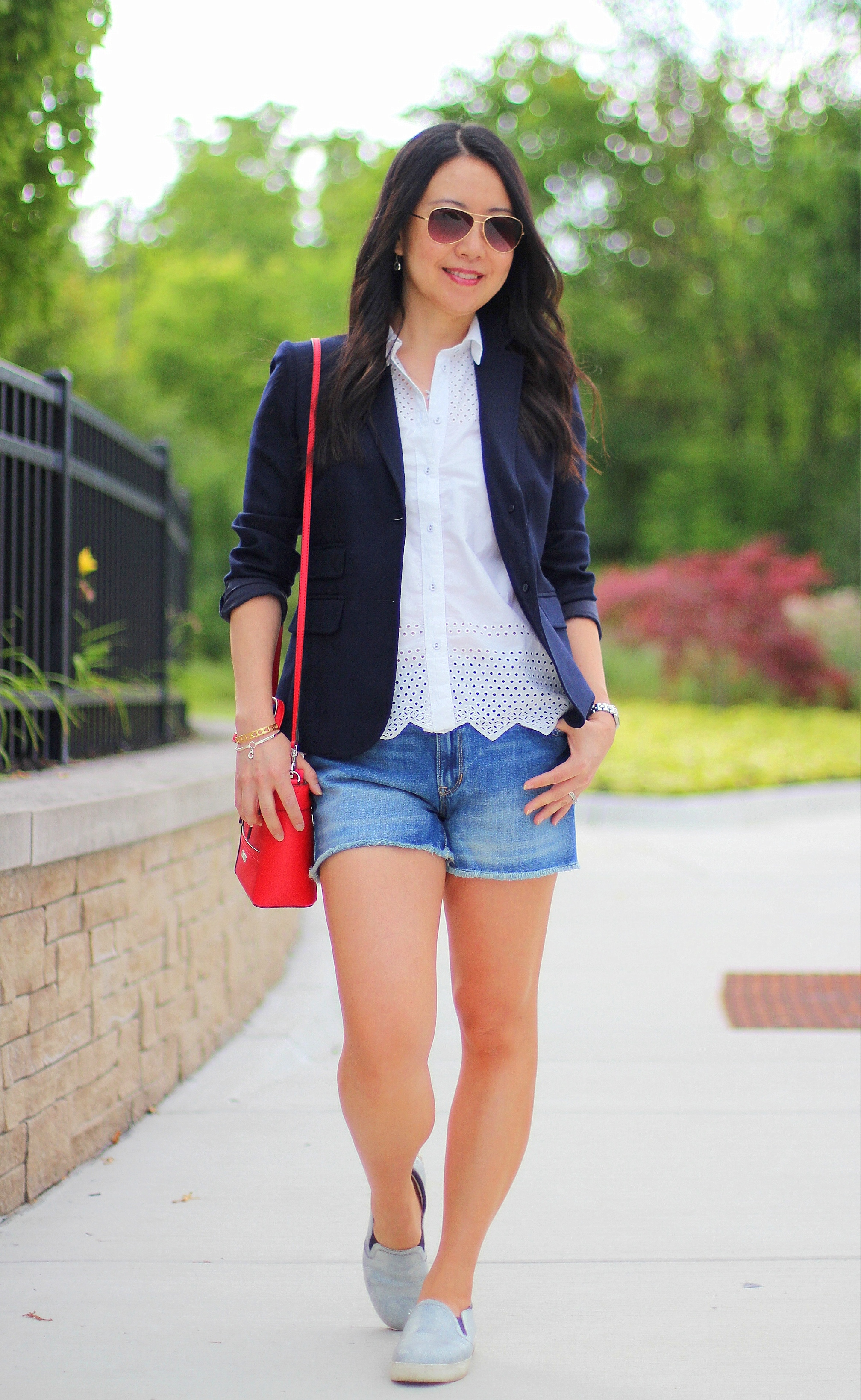 Outfit Highlight: Daisy Dukes...NOT!