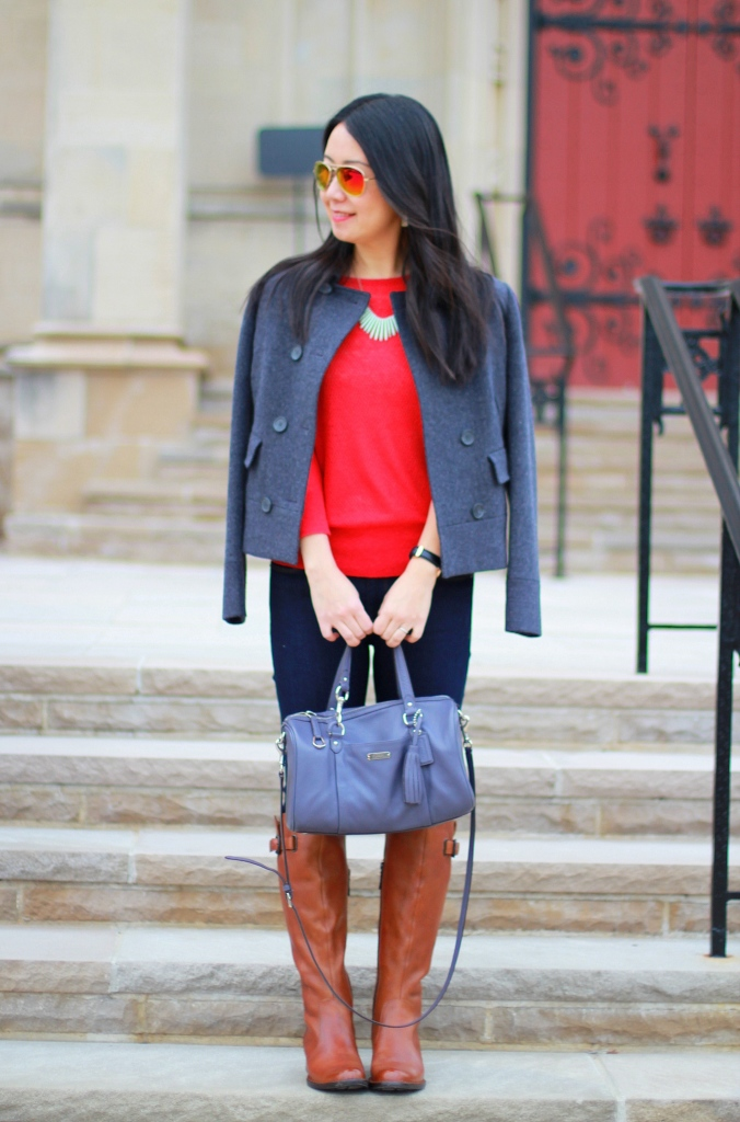 Outfit Highlight: All About Those Boots