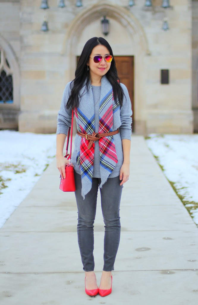 Outfit Highlight: Almost All Gray