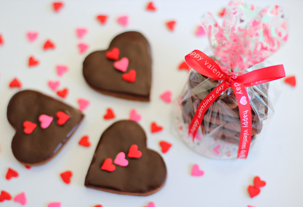 Recipe Highlight: Heart Shaped Chocolate Cookies