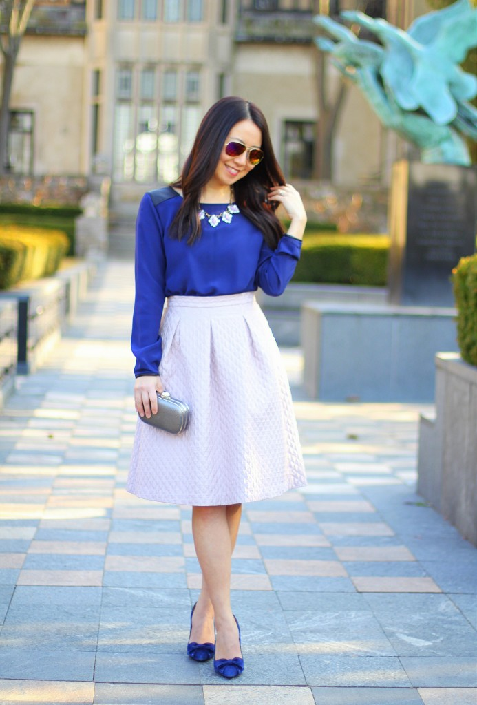 Outfit Highlight: Lovely in Lilac