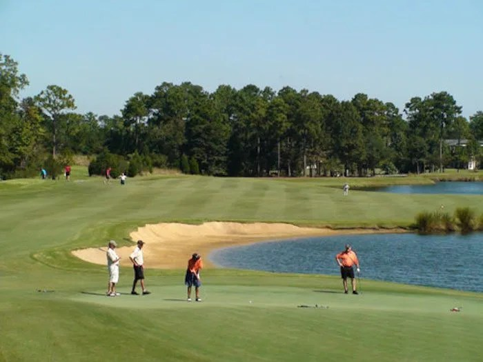 Myrtle Beach Last Minute Golf  Deals