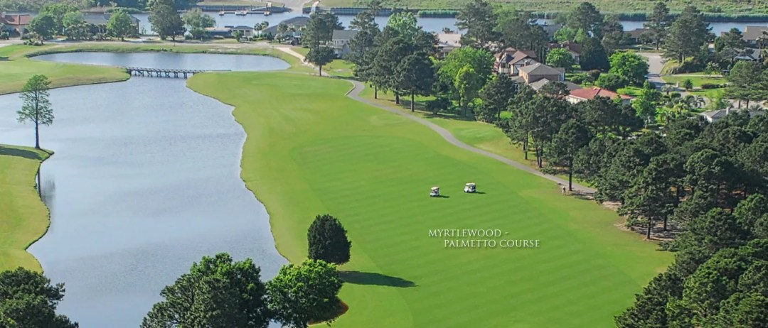 Myrtlewood Palmetto Golf Packages