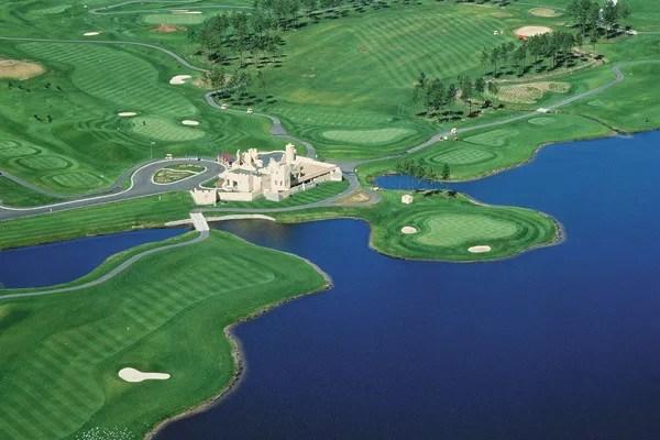 Wizard Golf Course