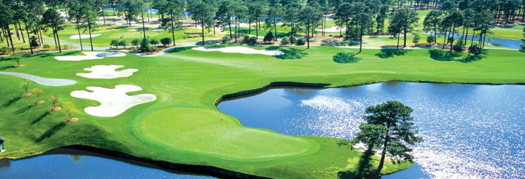 North Myrtle Beach Golf Courses