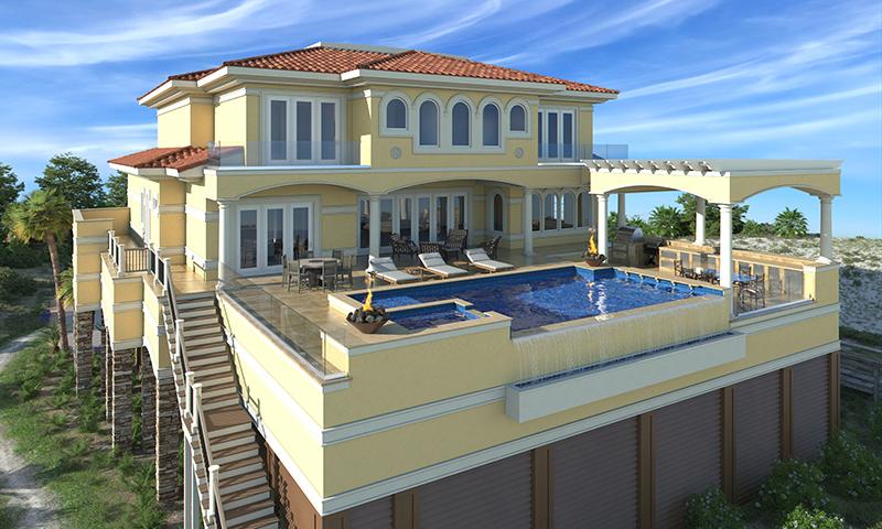 New Dunes Club Oceanfront Construction - Myrtle Beach Home ... on Dune Outdoor Living  id=14504