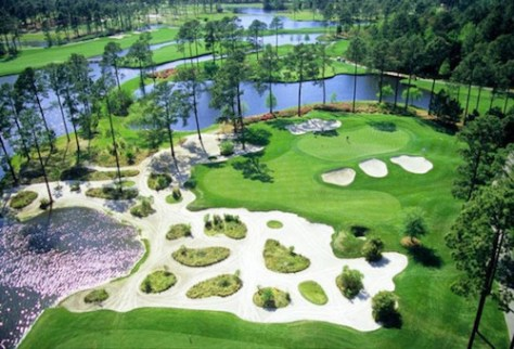 Myrtle Beach National Golf Kings North