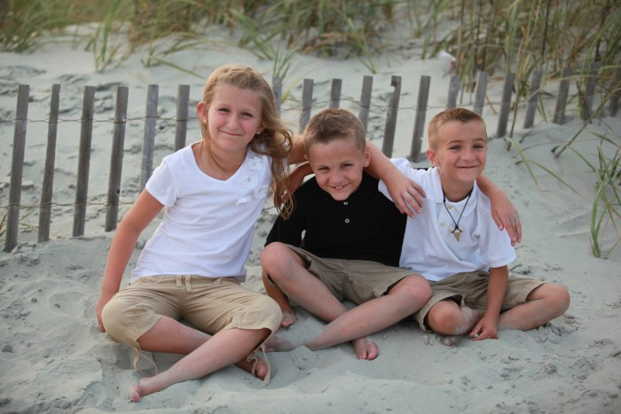 Childrens pics in Myrtle Beach
