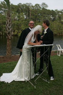 Myrtle Beach officiant