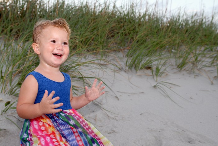 Locations of family beach portraits in Horry County