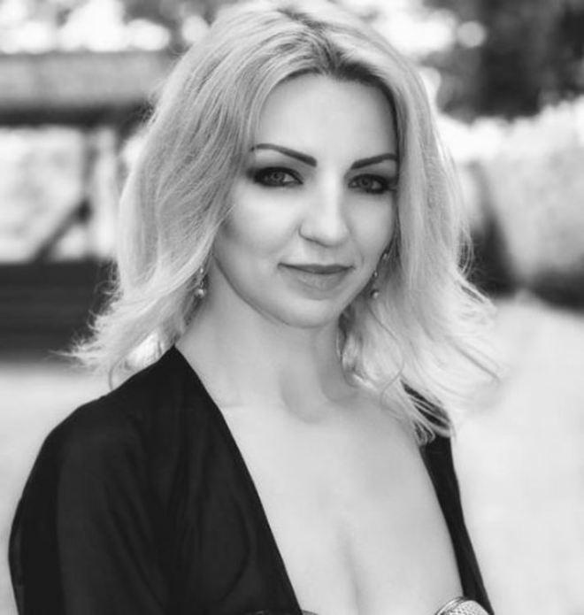 Tanya russian bridesmaid