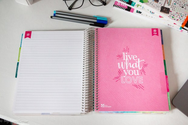 Although You Don't NEED the Extra Notebook Because There are Note Pages Throughout