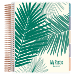 Erin Condren Palms Life Planner Customized