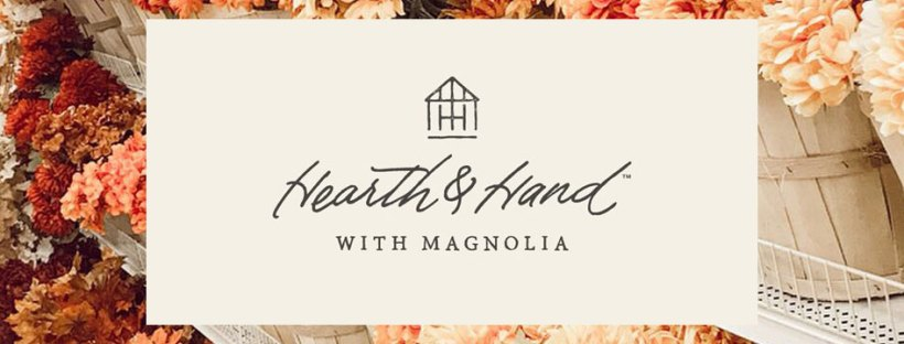 Hearth and Hand with Magnolia new fall line