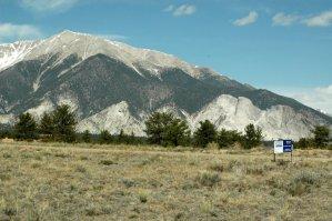 tbd Elk Run Mesa Antero Land for Sale