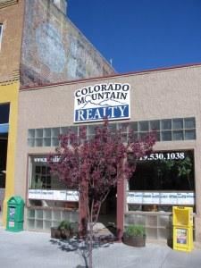 Colorado Mountain Realty office