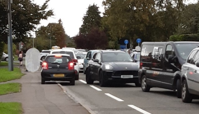 Church Road Public Consultation on Traffic
