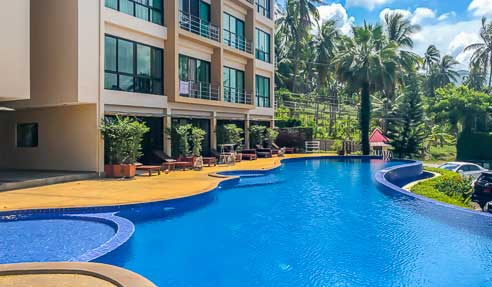 Avanta Condo – In The Middle Of Maenam – North Of Koh Samui – Maenam