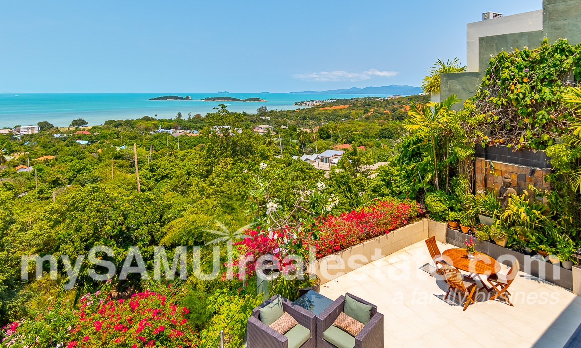 PROPERTY FOR SALE Koh Samui Thailand House Home villa real estate