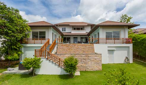 Villa Bravado - Beautiful ''U'' Shape Villa - North-East Of Koh Samui - Plai Laem