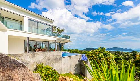 Villa Rang Nak – Luxury Villa – South Of Koh Samui – Taling Ngam