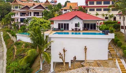 Villa Tasza – Impeccable – North Of Koh Samui – Ban Tai