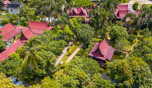 Villas Hotel Bliss - Adorable Little Village - North Of Koh Samui - Bophut