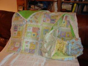 Baby Quilt 2007 Pam Varner