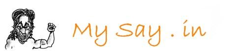 mysay.in image,