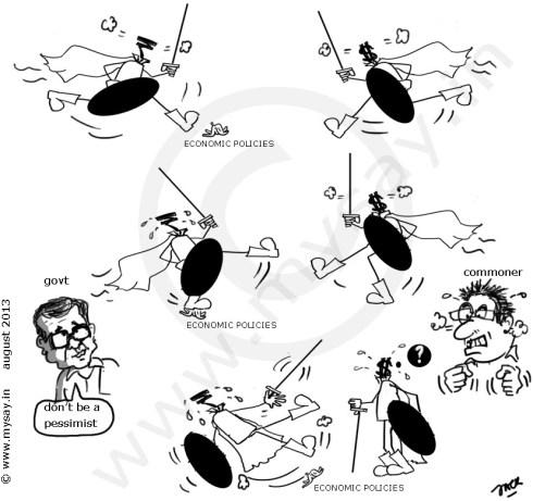 chidambaram cartoon,aam admi cartoon,mango people cartoon,rupee cartoon,dollar cartoon, rupee vs dollar cartoon,mysay.in,inflation,economy cartoon,