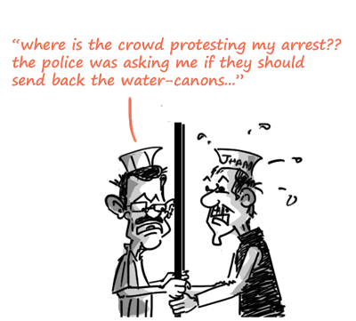 kejriwal cartoon,mysay.in,aap jokes,political cartoons,