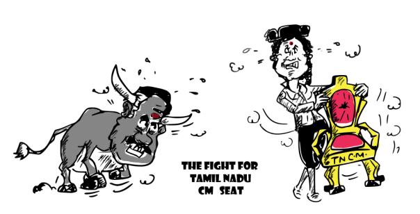 sasikala natarajan vs panneerselvam