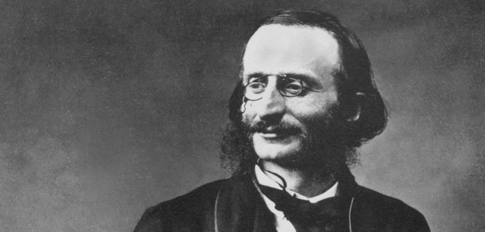 Video Of The Day Jacques Offenbach MymaSCENA