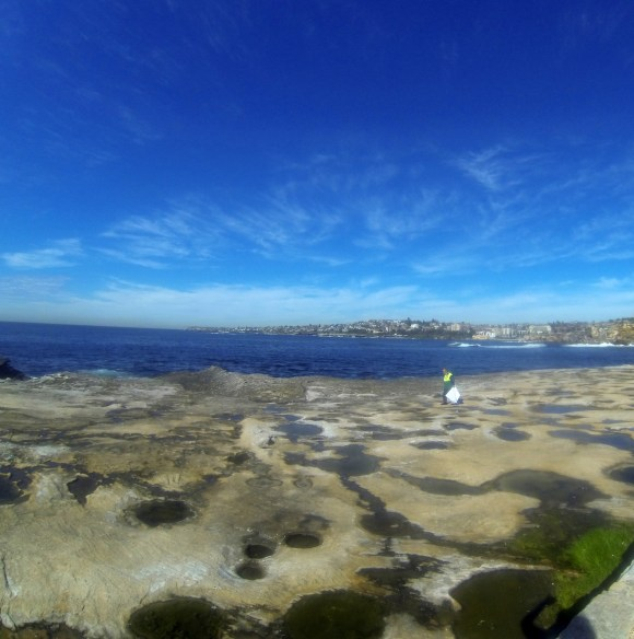 Australia - Sydney - Cleaning the beach