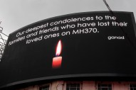 Malaysia - Kuala Lumpur - A couple of months after the MH370 vanished