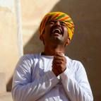 India, Rajasthan - Losing control