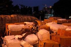 India - Calcutta - Smiling on my bundles